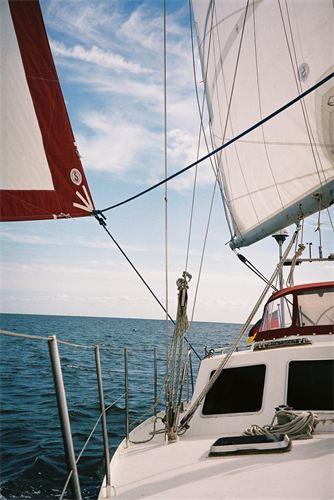 Bild zum Skippertraining Ostsee1