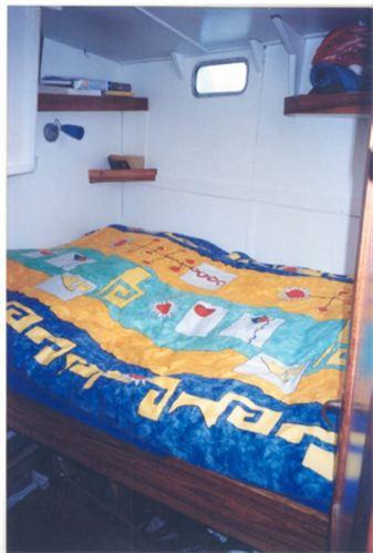Die Yacht bei der Segelschule & Motorbootschule Bielersee - Dürrenmatt11