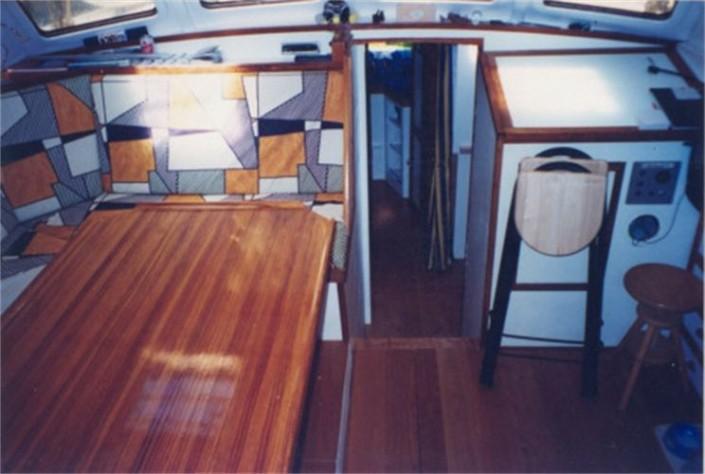Die Yacht bei der Segelschule & Motorbootschule Bielersee - Dürrenmatt5